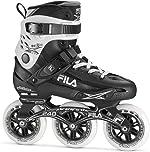 Fila Houdini Pro 110mm Inline Skates - Indoor/Outdoor Fitness Skates -