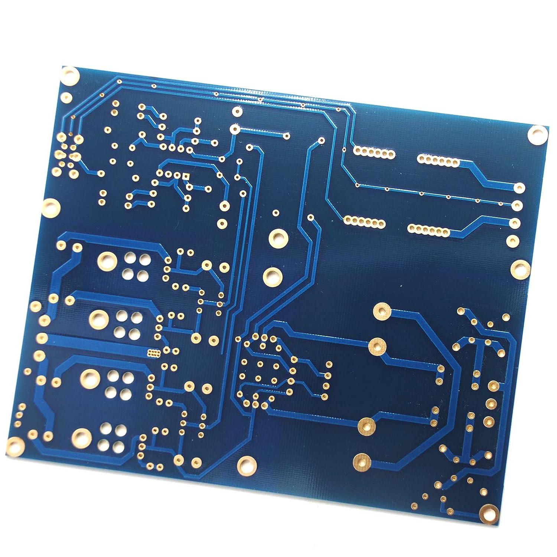Headphone Amplifier Board Ac 15v 0 Reference Lehmann Diy Kit Base On Amp Circuit Design Musical Instruments
