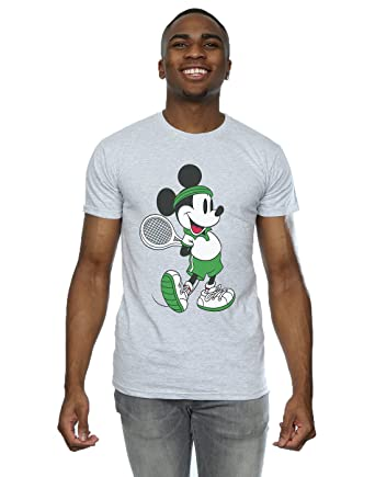 Homme T Mickey ShirtCuisineamp; Mouse Maison Disney Tennis bf6yY7g