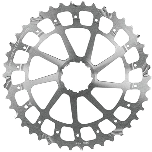 Wolf Tooth SRAM XX1/X01Couronne monoplato, argent, 46dents