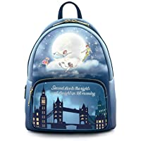 Peter Pan Second Star Glow Mini Backpack