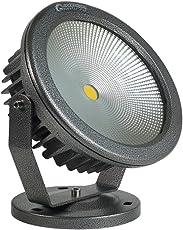 GOODGOODS COB LED 投光器 30W 300W相当 電球色 看板灯 作業灯 広角 防水 室内 屋外照明 ACプラグ付属 【一年保証】 CO30電球色