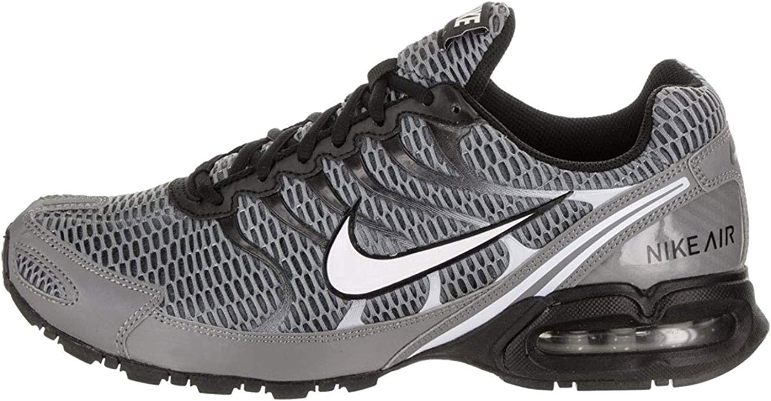 Nike Mens Air Max Torch 4 Running Sneaker Cool Grey/White-black