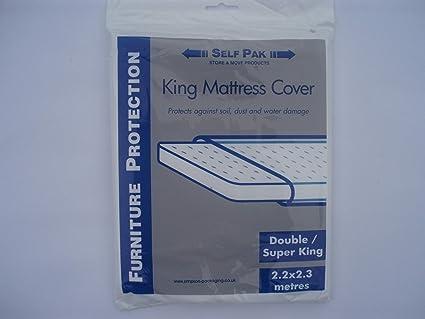 Mooveit Protège-Matelas lit Double/King Size pour déménagement ...