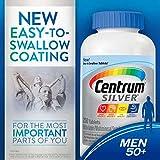Centrum® Silver® Men 50+, 250 Tablets