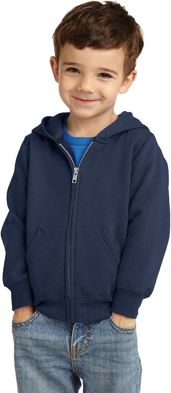 Precious Cargo Unisex-Baby Full Zip Hooded Sweatshirt