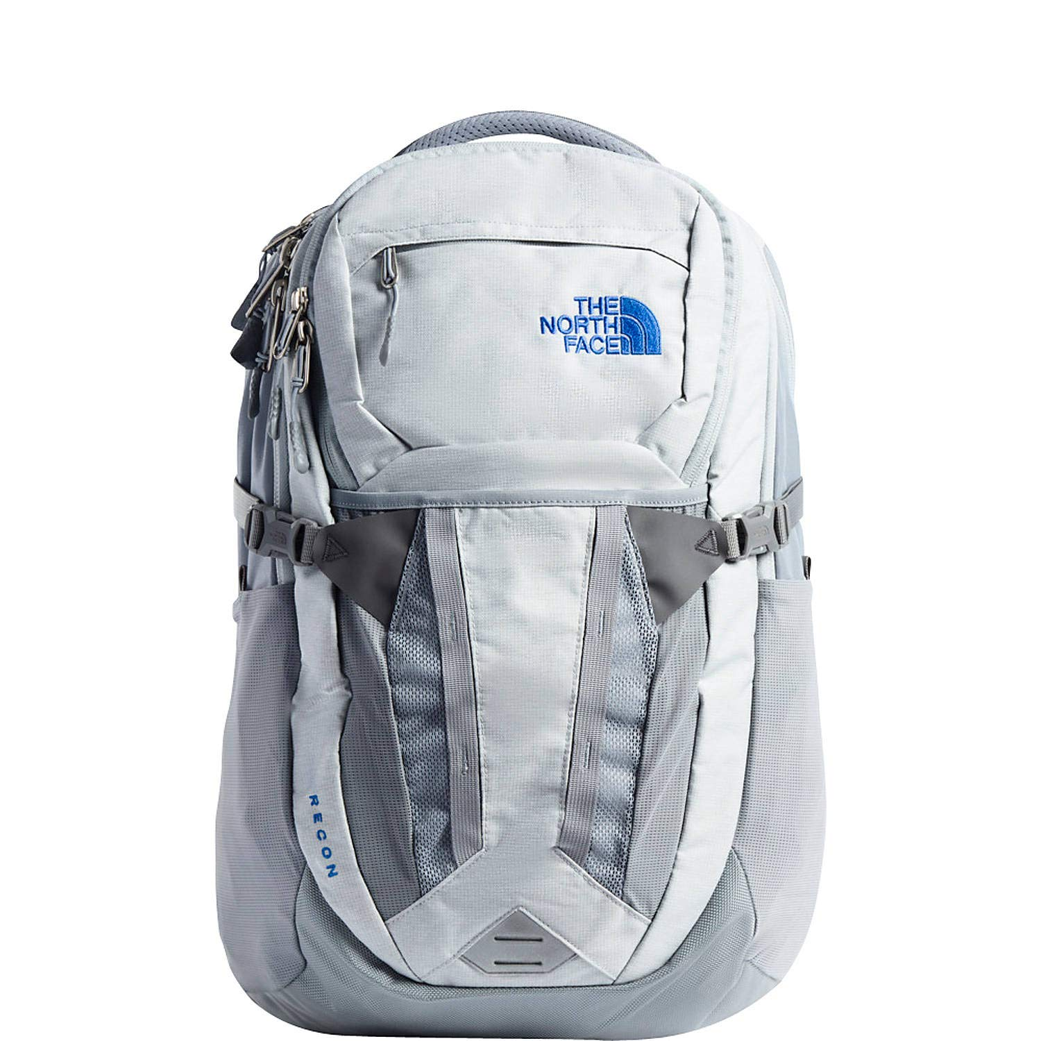 The North Face Recon Backpack - High Rise Grey Light Heather/Mid Grey
