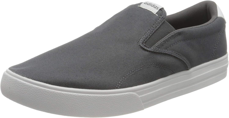 adidas Vs Set Slip-on, Zapatillas de Tenis Hombre