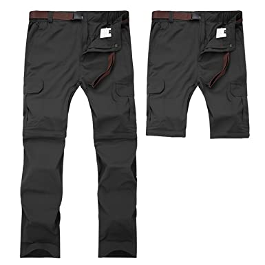 8d3376ea7ef Welcometoo Men s Military Detachable Cargo Pants Summer Quick Dry  Breathable Male Trousers Joggers Army Pockets Waterproof