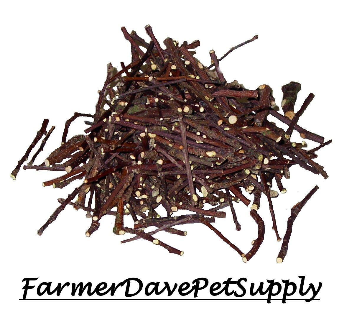 FarmerDavePetSupply 350 Apple Chew Nibbles for Pets by FarmerDavePetSupply