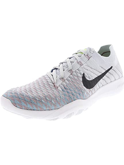 89c0c1ebddbc Nike Women s WMNS Free Tr Flyknit 2 Fitness Shoes  Amazon.co.uk ...