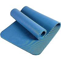 Glamexx24 XXL fitnessmat Yoga mat Pilates mat EXTRA dikke en zachte gym Pilates, ideaal voor Pilates, gymnastiek en yoga