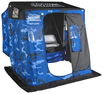 Otter Pro Magnum Lodge-Ice Camo Package, Shelters - Amazon Canada