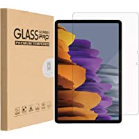TERSELY Screen Protector for Samsung Galaxy Tab S7 11inch, HD Clear Anti-Scratch No Bubble 9H Hardness Tempered Glass…