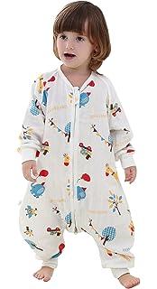 923219a78 Happy cherry Saco de Dormir para Bebé de Verano Infantil Bolsa de Dormir  sin Mangas Ligero