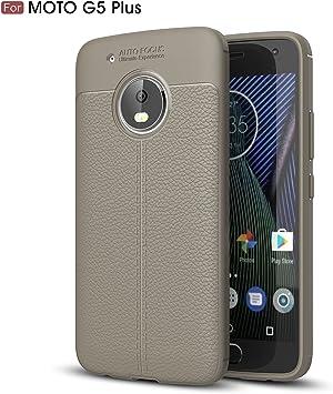 TiHen Funda Motorola Moto G5 Plus, Funda 360 Grados [con Pantalla ...