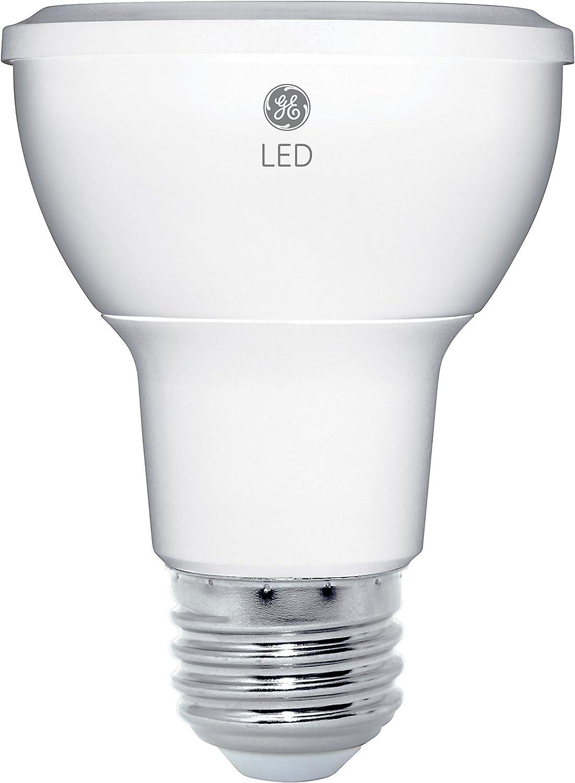 GE Lighting 26383 Energy Smart LED 3.5-Watt (40-watt replacement) 250-Lumen PAR16 Floodlight Bulb with Medium Base, Bright White, 1-Pack
