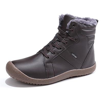 Kinder Stiefelette/Boots/Profilsohle/Outdoor Schuhe/Gefütterte Stiefel/Braun, EU 30
