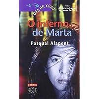 O inferno de Marta (Infantil E Xuvenil - Fóra De Xogo)