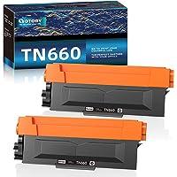 GOTOBY Compatible Toner Cartridge Replacement for Brother TN660 TN630 TN-660 TN-630 Work with HL-L2380DW HL-L2320D HL…