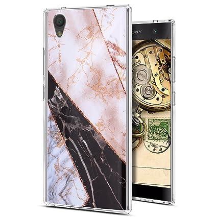 KunyFond Funda Compatible Sony Xperia L1.Carcasa Case Cover ...