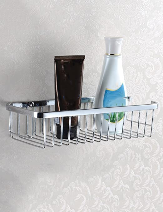 Estante para el baño doméstico Estantería de Acero ...