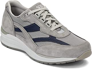 product image for SAS Men's, Journey Mesh Walking Sneaker Gray Blue 10.5 WW