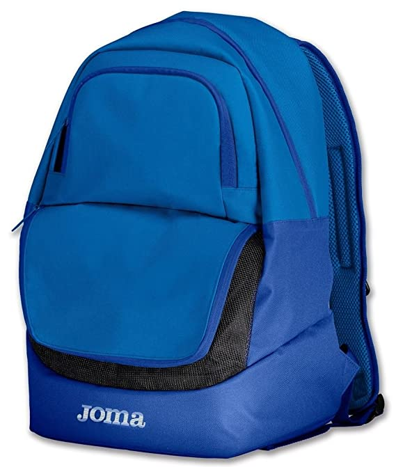 JOMA 400235 Zaino Diamond II 5 Pezzi Streetwear Borse, Royal: Amazon.es: Deportes y aire libre