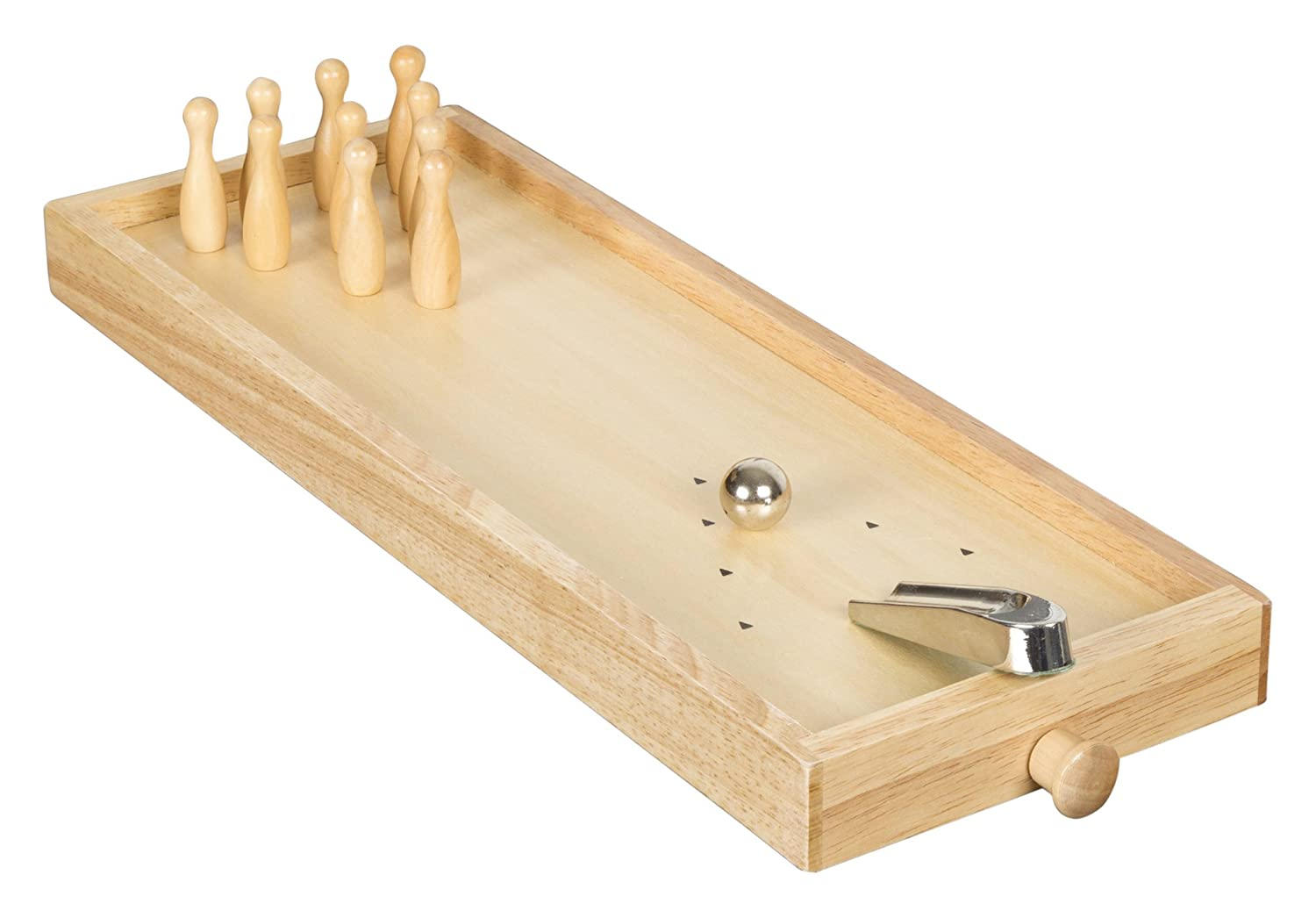 Hey  Play  Tavolo in Legno Bowling Game