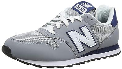 new balance 500 hombre gris