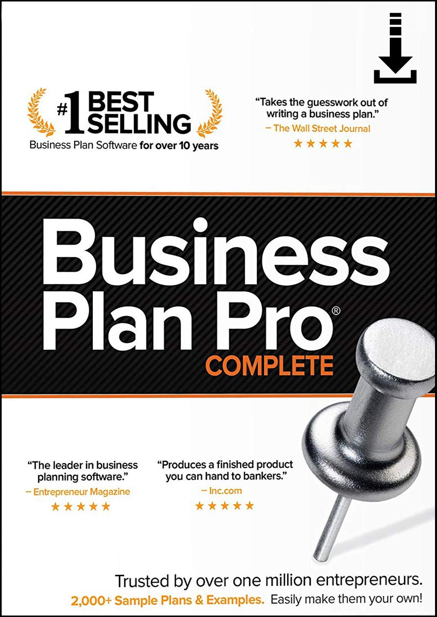 Business Plan Pro Complete [PC Online code] by Individual Software