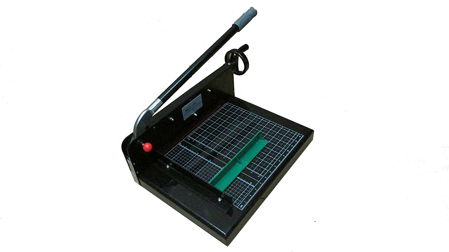 Guillotine Desktop Stack Paper Cutter COME SG -198 - 12