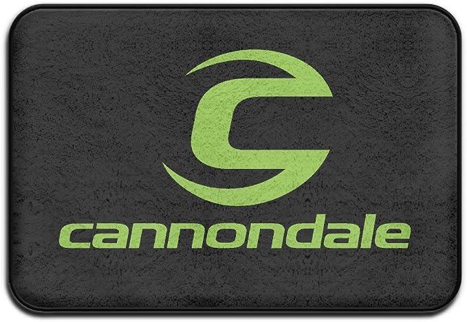 América Cannondale bicicleta Logo Felpudo y perro alfombrilla, 40 ...