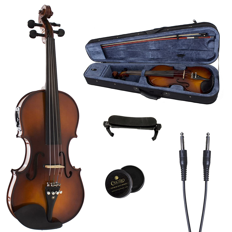 Violin ebony