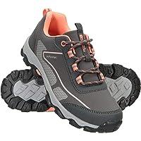 Mountain Warehouse Zapatillas Softshell para niños - Zapatillas Resistentes, Zapatillas de montaña con Empeine…