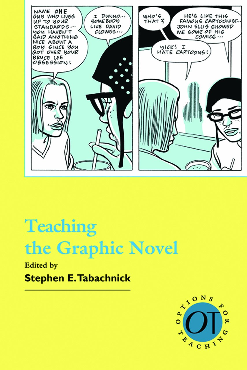 Teaching the Graphic Novel (Options for Teaching) by Brand: Modern Language Association of America