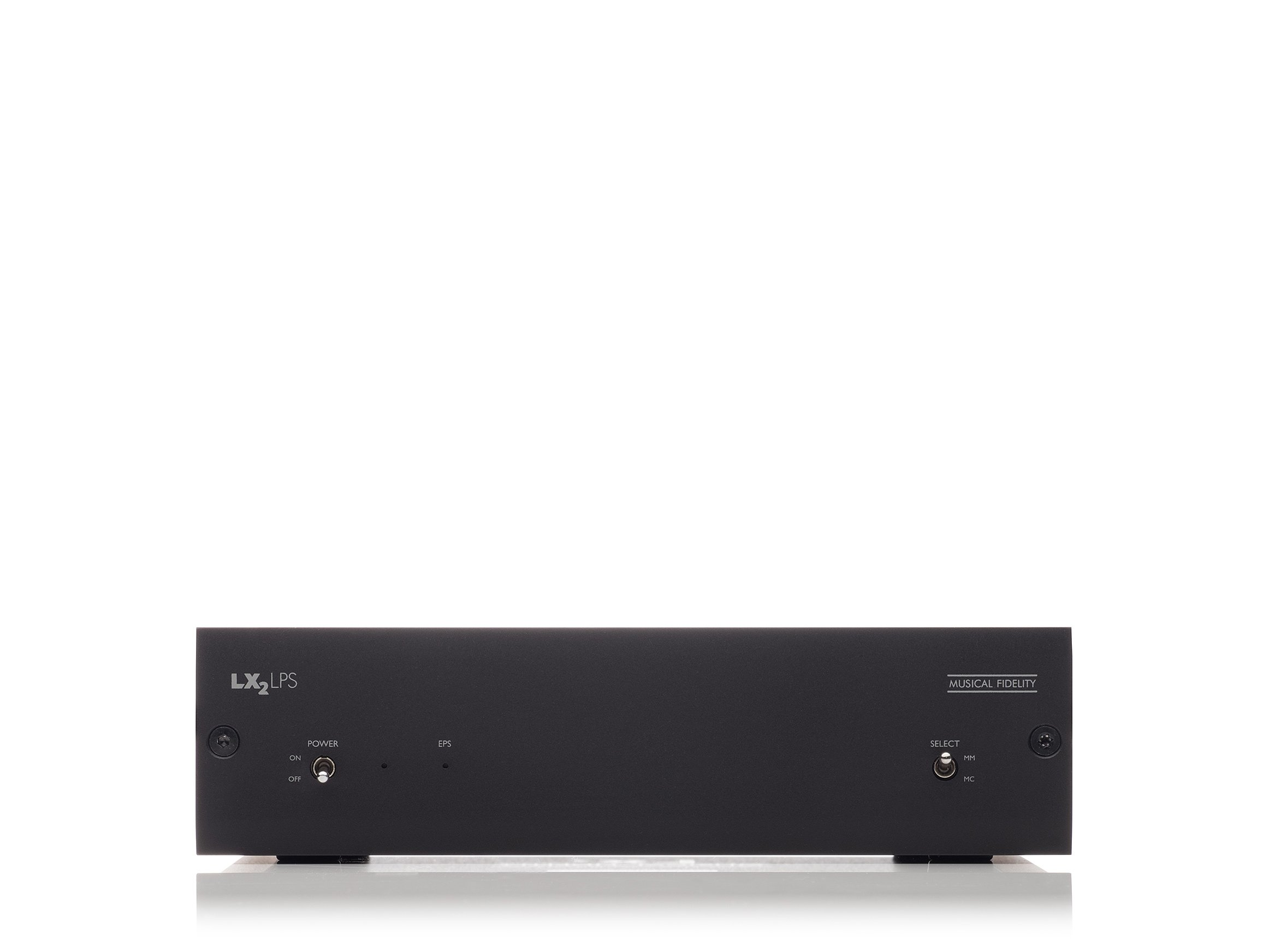 Musical Fidelity LX2-LPS MM/MC Phono Preamp (Black)