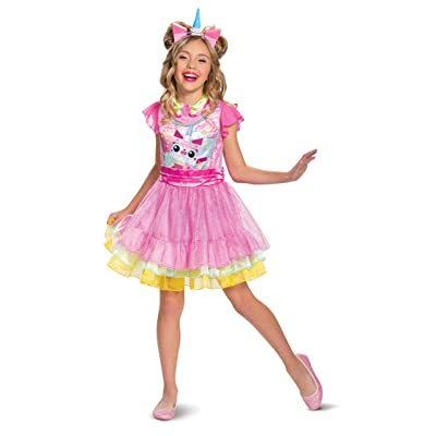 Disguise - Unikitty Deluxe Child Costume: Toys & Games