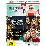 Hallmark Christmas 3 Film Collection (A Shoe Addict's Christmas/Welcome to Christmas/Marry Me at Christmas)