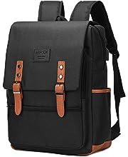 d1be76d45cd5 Modoker Slim Travel Backpack, Vintage Laptop Backpack Bag School ...