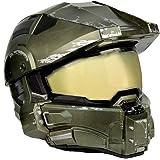 Halo Réplica Casco Master Chief Modular Motorcycle Helmet talla XL