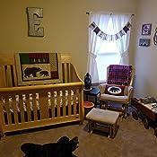 Amazon Com Trend Lab Northwoods 3piece Crib Bedding Set Baby