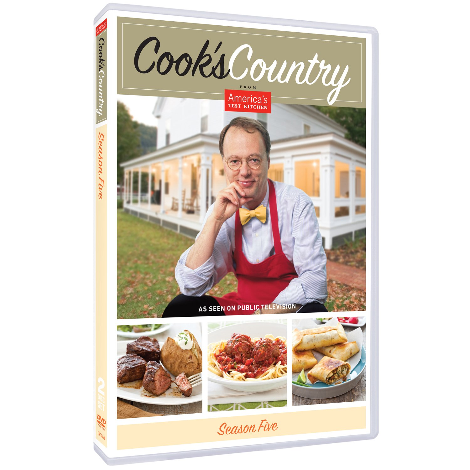 Pbs Cooks Country Test Kitchen Amazoncom Cooks Country Season 5 Movies Tv