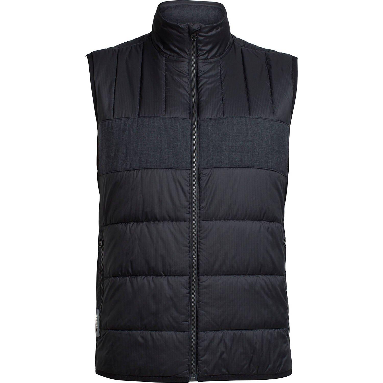 アイスブレーカー アウター ジャケット&ブルゾン Mens Stratus X Vest Black/Jet [並行輸入品] B075SXNQ2V