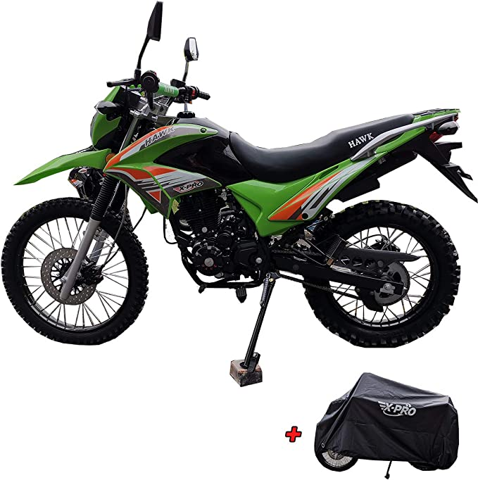 X-Pro Hawk 250 Dirt Bike Motorcycle