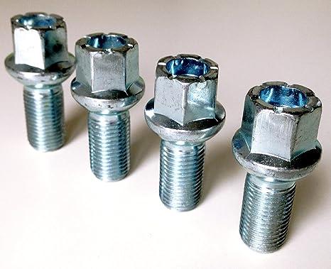 Aleación Llave para pernos de rueda M14 x 1,5 (chapado en Zinc,
