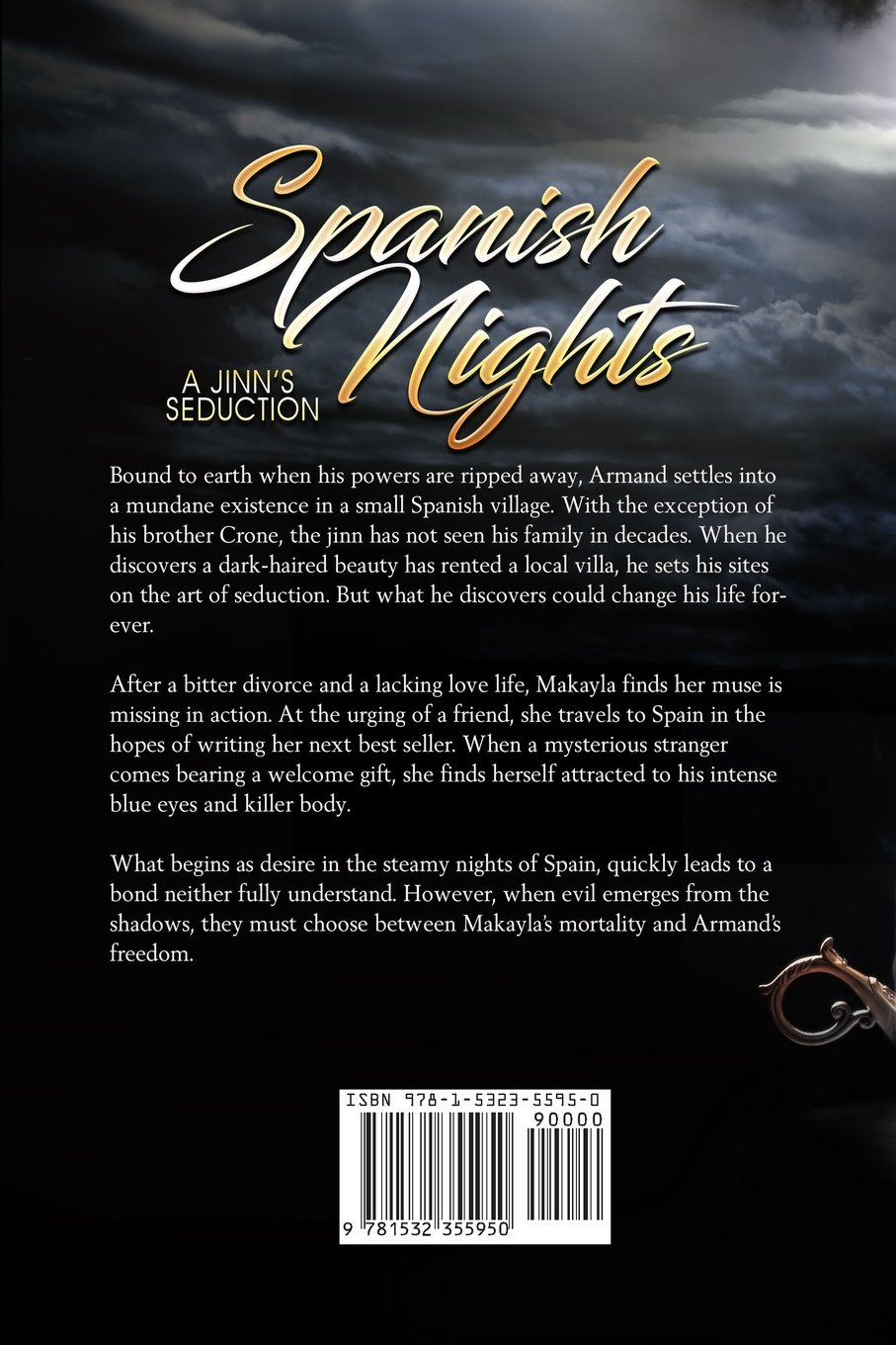 Spanish Nights (Jinn's Seduction): Valerie Twombly: 9781532355950