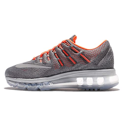 la meilleure attitude 55cbf 3ae76 Nike Air Max 2016 (GS) Running Trainers 807236 Sneakers ...