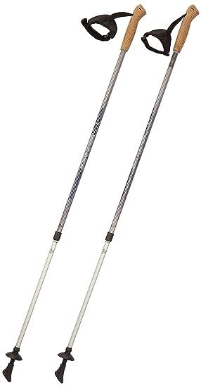 Hudora Nordic Walking Pair Of Telescopic Walking Poles 81 140 Cm