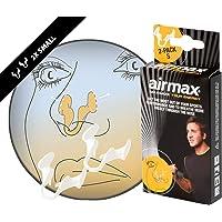Airmax sport neusspreider | 2x maat small | Kleur transparant | Met gratis opbergdoosje | Beter ademhalen door de neus…